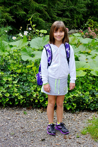 Finally the first day of 3rd grade.