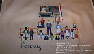 100_8836 - Grandfathers Barn - Designer - TIAG - Marilyn Leavitt Imblum - 9-13-2013
