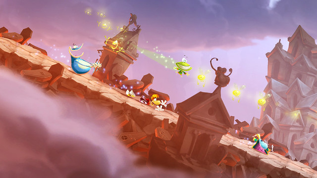 Rayman Legends - Screenshot 2