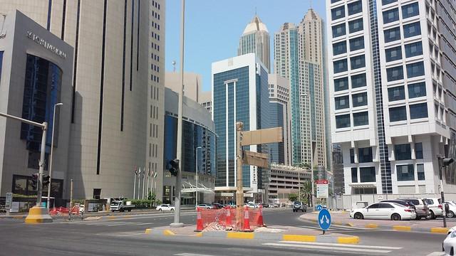 Corner of Najda & Khalifa Bin Zayed