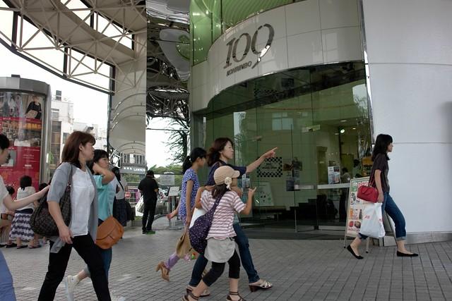 金沢街中散歩 2 香林坊界隈