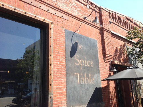 Spice Table