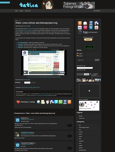tatica.org old web