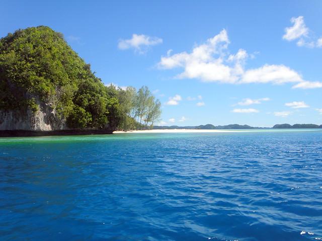 Archipiélago de Chelbacheb, Islas Roca de Palaos, Micronesia