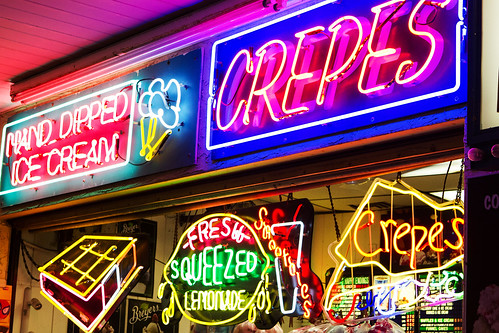 Hand Dipped Ice Cream, Crepes, and Fresh Squeezed Lemonade