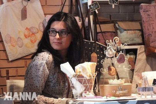 Nomada Market The Makers, Xianna
