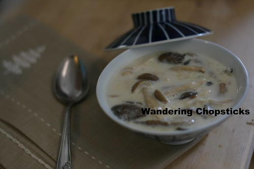 Cream of Four Mushroom Soup 13