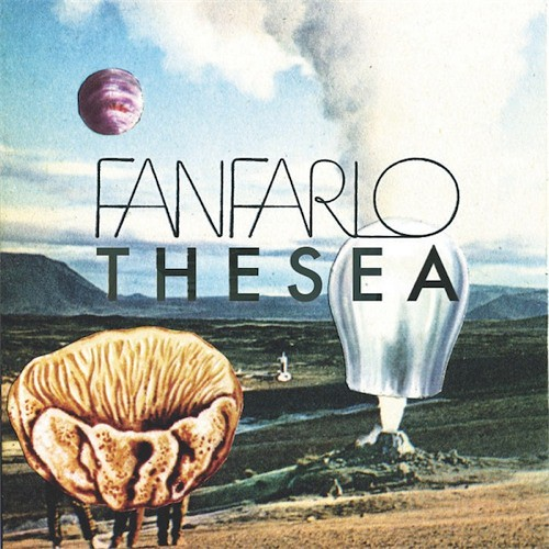 Fanfarlo - The Sea