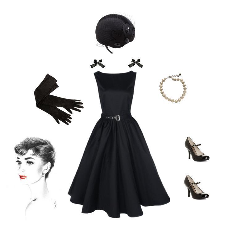 Sabrina film style