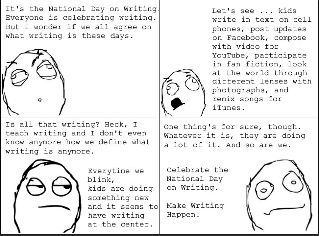 National Day on Writing Comic2