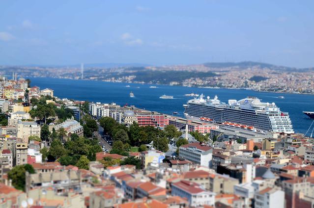 Crucero por Estambul desde la Torre Galata