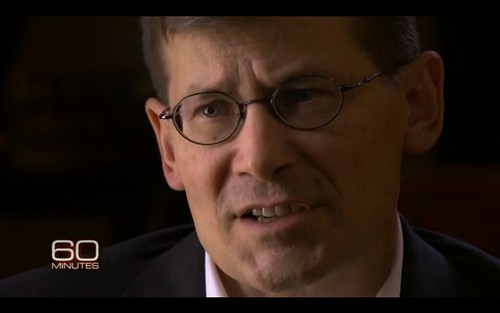 Mike Morell, former Deputy CIA Director
