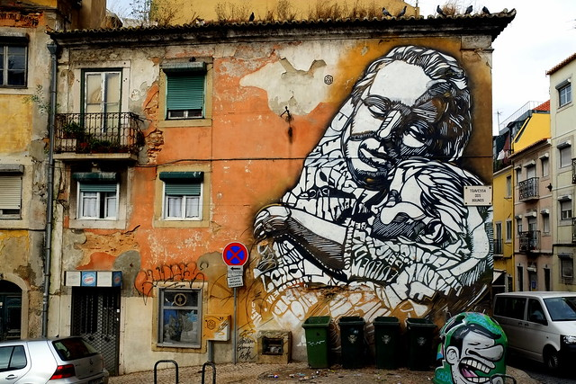 mural | c215 | lisbon