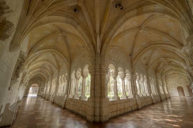 St. Bernard de Clairvaux Cloisters 2