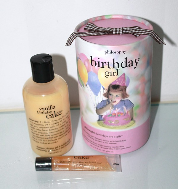 Philosophy: Birthday Girl Set