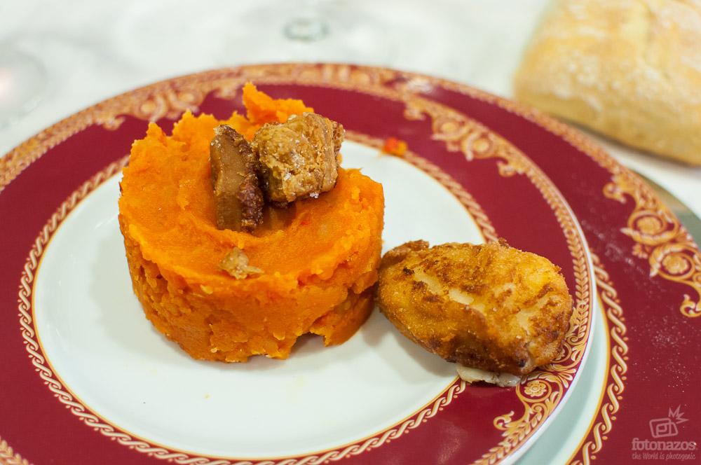 La gastronomía rural de Ávila en el Restaurante Avenida de Navaluenga