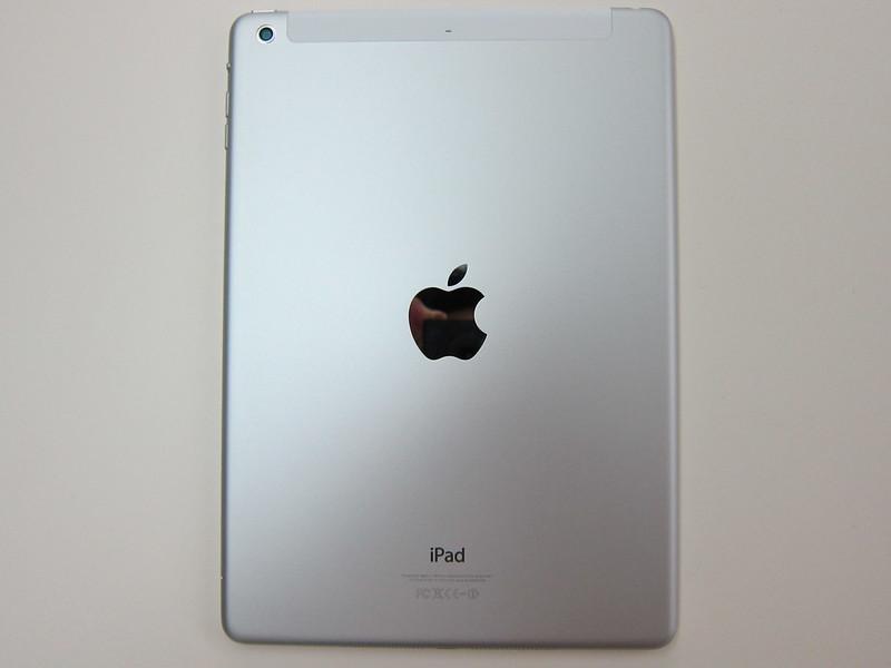 Apple iPad Air - Back