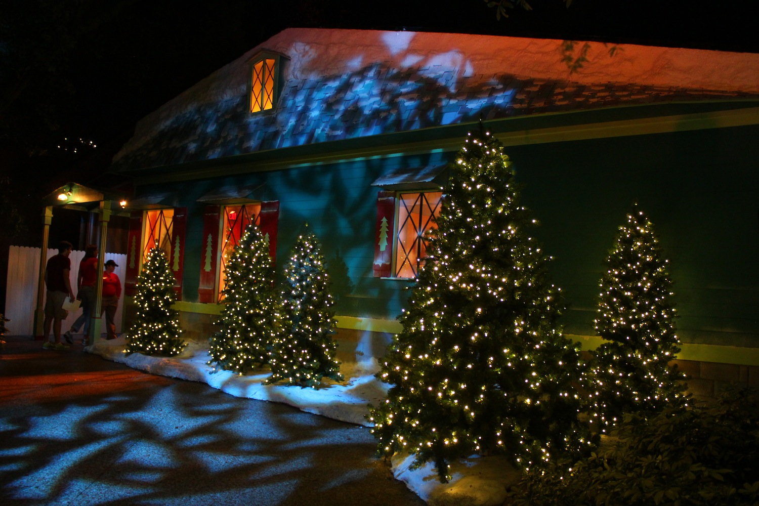 Christmas Town 2013 At Busch Gardens Tampa Flickr Photo Sharing