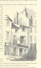 """British Library digitised image from page 111 of """"Memorials of Edinburgh in the olden time. Second edition"""""""