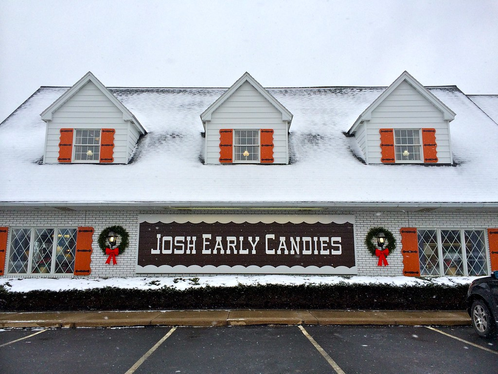 Josh Early Candies Allentown PA
