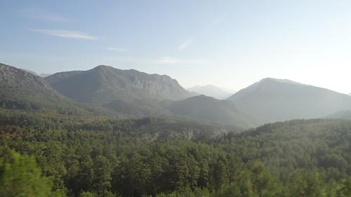 turkey plateau antalya anatolia