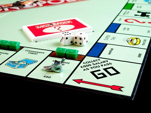 Monopoly Anfangsgeld