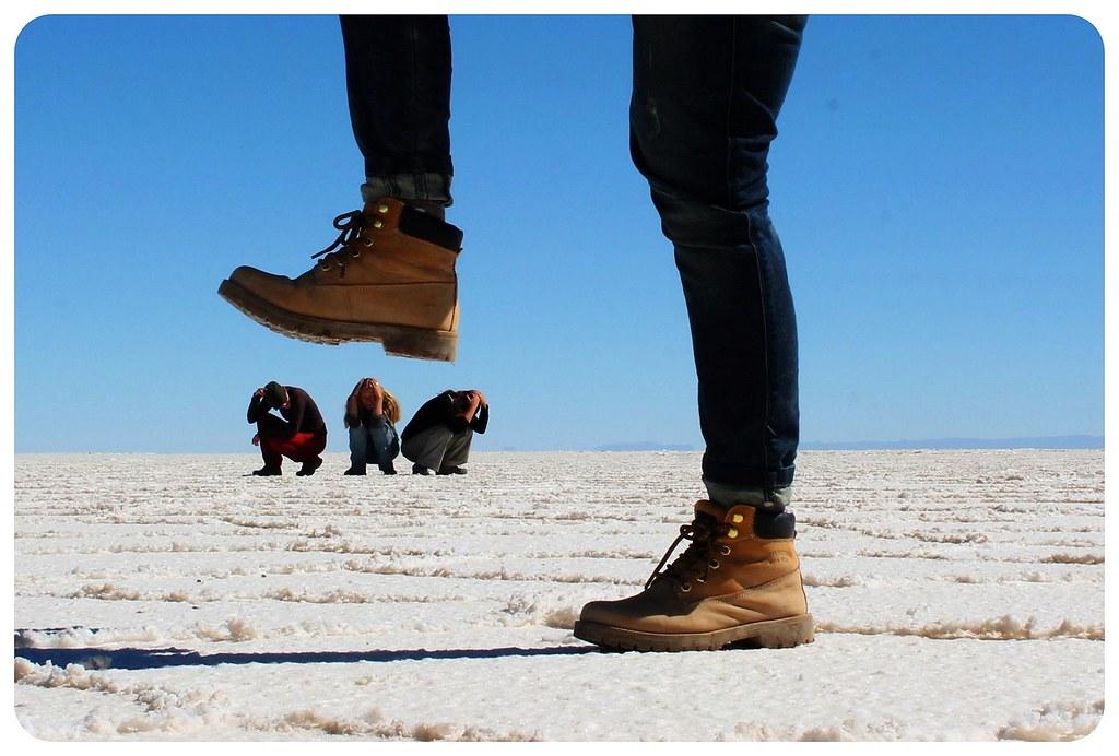 11 Bolivia salt flats