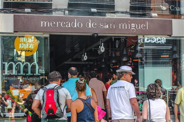 Mercado de San Miguel de Madrid