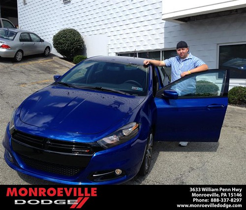 Happy Birthday to Jason Deer from Lara Paradise and everyone at Monroeville Dodge! #BDay by Monroeville Dodge