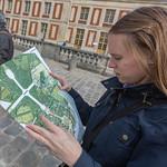 Map of Versailles