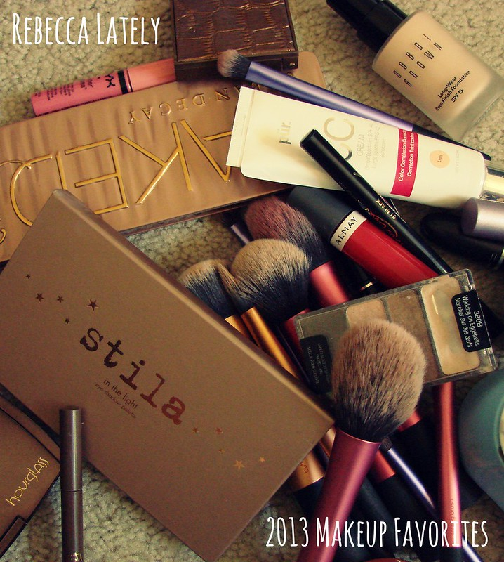 2013 Makeup Favorites