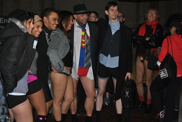No Pants Subway Ride 2014 DC (11)