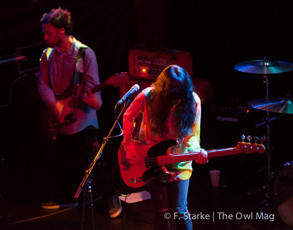Yuck @ The Troubadour, LA 2/1/14