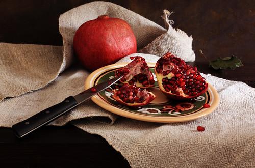 Pomegranates Are Awesome by panga_ua