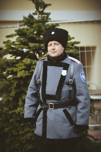 A Cossack