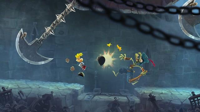 Rayman Legends PS 4