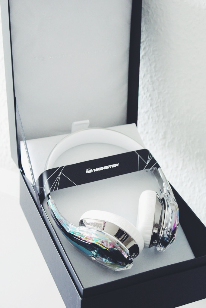 Monster Diamond Tears Headphones lisforlois