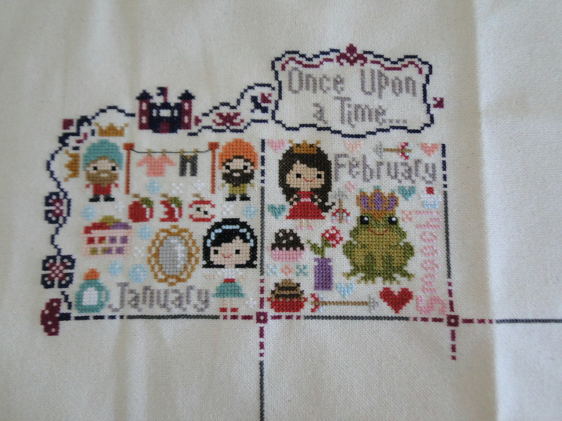 Once Upon a Time sampler