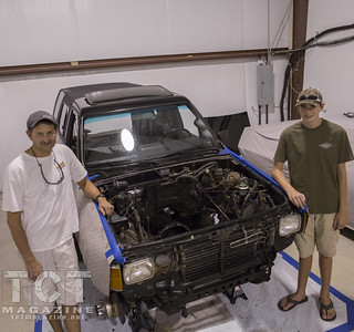 Father Son 4Runner Build | January 2014 TCT Magazine