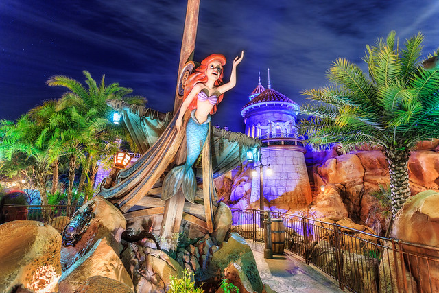 Come Embark on the Voyage of the Little Mermaid!