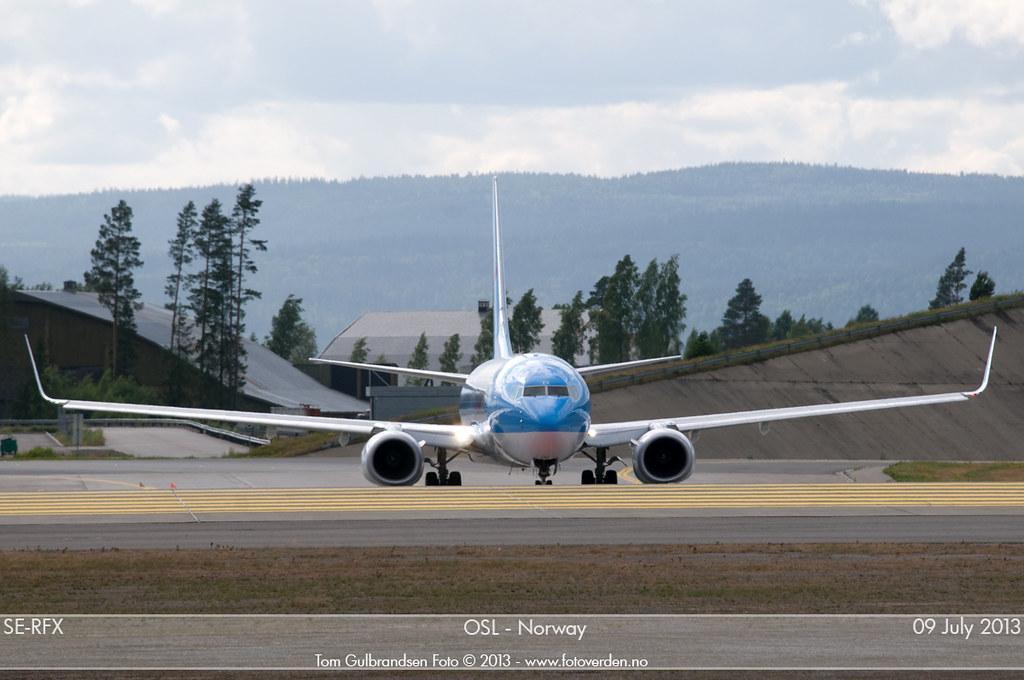 SE-RFX - B738 - TUI Airways