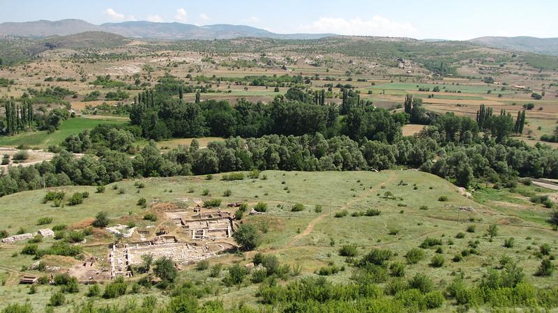 Roman Archaeological Site of Golemo Gradište, Konjuh, Former Yugoslav Republic of MACEDONIA