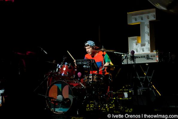 Dale Earnhardt Jr. Jr. @ El Rey Theatre, LA 2/28/14