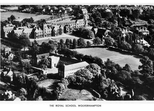 The Royal School Goldthorn Hill - Circa 1950s