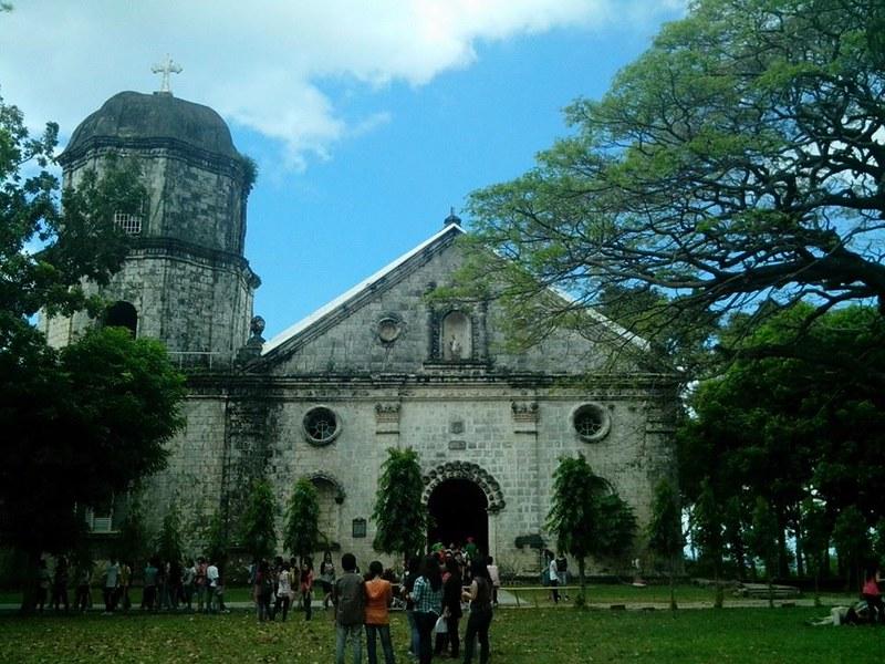 San Juan Nepomuceno Parish Antique province