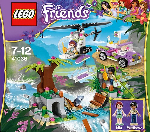 LEGO Friends 41036
