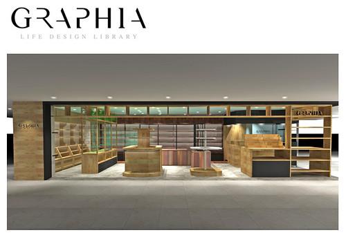 4月10日(木) リニューアルオープンのGRAPHIA横浜店に「M'S select curated by Masayuki Takabatake」が登場します!