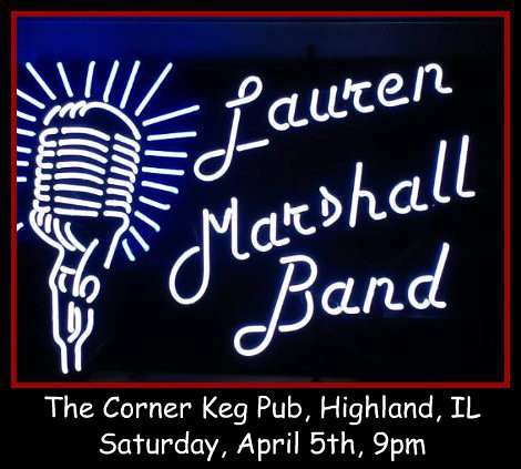 Lauren Marshall Band 4-5-14