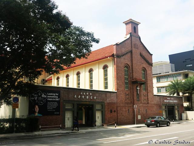 Prinsep Street - Prinsep Street Presbyterian Church 01