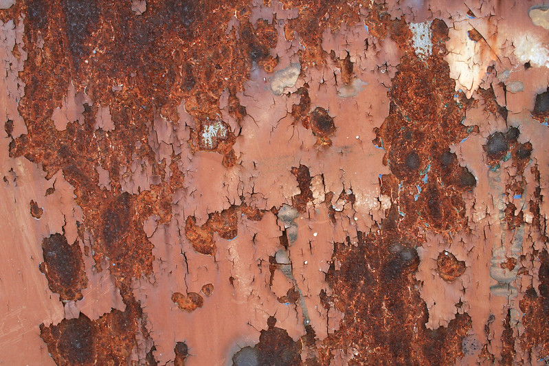 84 Rusty Color Metal texture - 82 # texturepalace